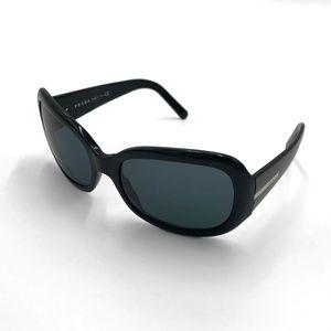 Prada Sunglasses SPR13F 58-18 Authentic